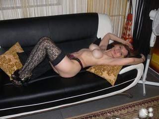 Natalie und Ihre Titten beim Telefonsex